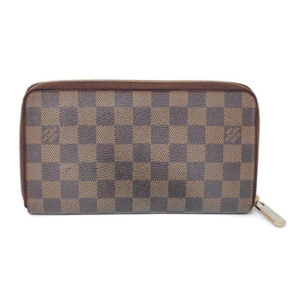 Louis Vuitton Handbags - Auth Louis Vuitton Damier Zippy Organizer Wallet